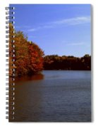 Coonhunter's Lake Spiral Notebook