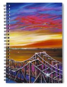 Cooper River Bridge Spiral Notebook