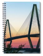 Cooper River Diamonds Spiral Notebook