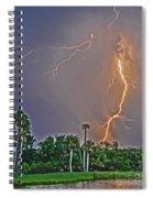 Cooper's Bayou Stricken Spiral Notebook