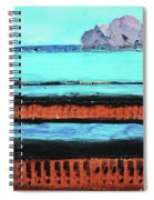 Copper Cliffs Beachside Spiral Notebook
