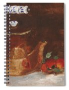 Copper Kettle Spiral Notebook