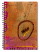 Copper Ridges Spiral Notebook