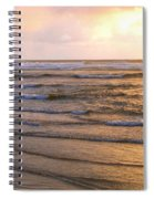 Copper Shores Spiral Notebook