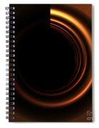 Copper Spiral Notebook