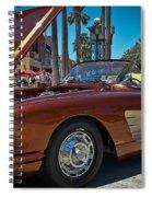 Coppertone Spf 57 Spiral Notebook