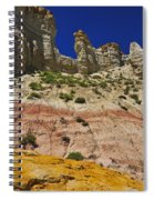 Coppertop Spiral Notebook