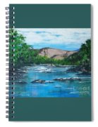 Coppins Crossing, Act, Australia Spiral Notebook