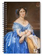 Copy After Ingres Spiral Notebook