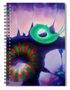 Coral Cavern 1.0 Spiral Notebook
