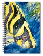 Coral Trees Spiral Notebook