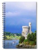 Cork City, Blackrock Castle Spiral Notebook