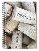 Cork Collection Spiral Notebook