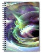 Coriolis Spiral Notebook