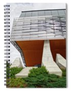 Cornell University Ithaca New York 03 Spiral Notebook
