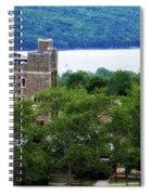Cornell University Ithaca New York 09 Spiral Notebook