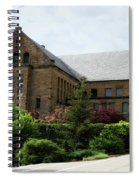 Cornell University Ithaca New York 13 Spiral Notebook