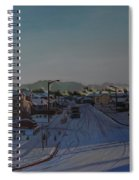 Corner Of 157th St. And 168th Ave. Spiral Notebook