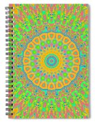 Corner Of Love And Haight Spiral Notebook