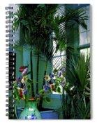 Corner Office, Key West, Fl Spiral Notebook
