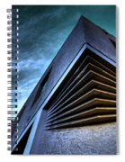 Corner Shot Spiral Notebook