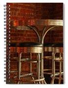 Corner Table - Color Spiral Notebook