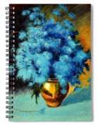 Cornflowers Spiral Notebook