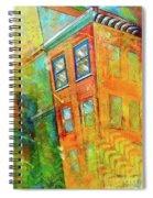 Cornice Spiral Notebook