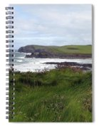 Cornwall Coast 3 Spiral Notebook