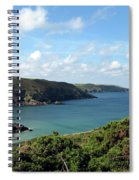 Cornwall Coast II Spiral Notebook