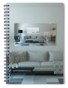 Cornwall Interior Design Spiral Notebook