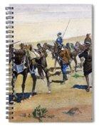 Coronados March, 1540 Spiral Notebook