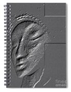 Coronation  Spiral Notebook
