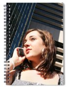 Corporate Call Spiral Notebook