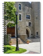 Corr Residence Hall Spiral Notebook