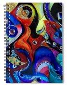 Correspondances Spiral Notebook