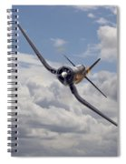 Corsair F4u-n Spiral Notebook