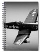 Corsair Flight Spiral Notebook