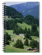 Cortina 2 Spiral Notebook