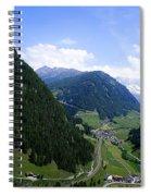Cortina 7 Spiral Notebook