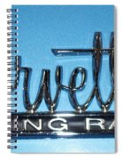 Corvette Sting Ray Spiral Notebook