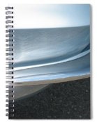 Corvette Waves Spiral Notebook