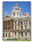 Coryell County Courthouse Spiral Notebook