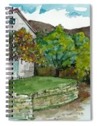 Cosica Italy Spiral Notebook
