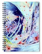Cosmic Candy Spiral Notebook