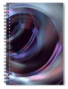 Cosmic Spiral Notebook