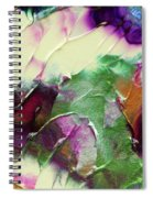 Cosmic Pearl Dust Spiral Notebook