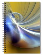 Cosmic Shellgame Spiral Notebook