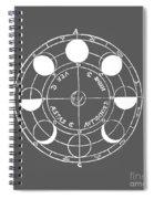 Cosmos 17 Tee Spiral Notebook
