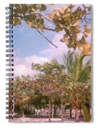 Cosmos At Negril Spiral Notebook